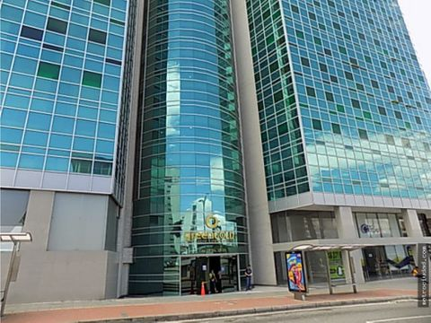 vendo o arriendo oficina centro empresarial green gold