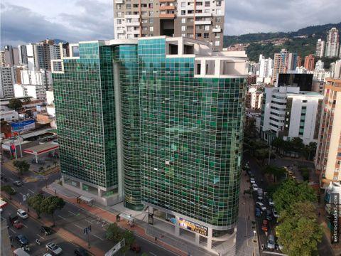 arrienda o venta oficina centro empresarial green gold