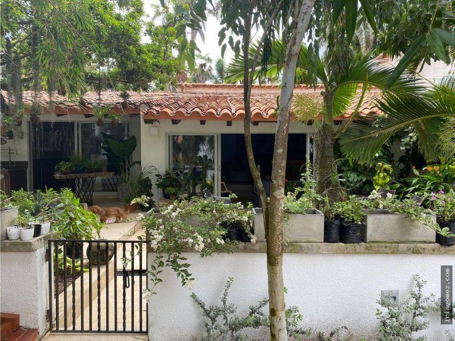 venta de casa campestre en villacampestre