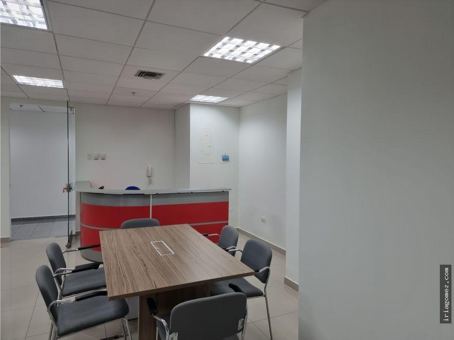 venta o alquilo oficina edificio smart office