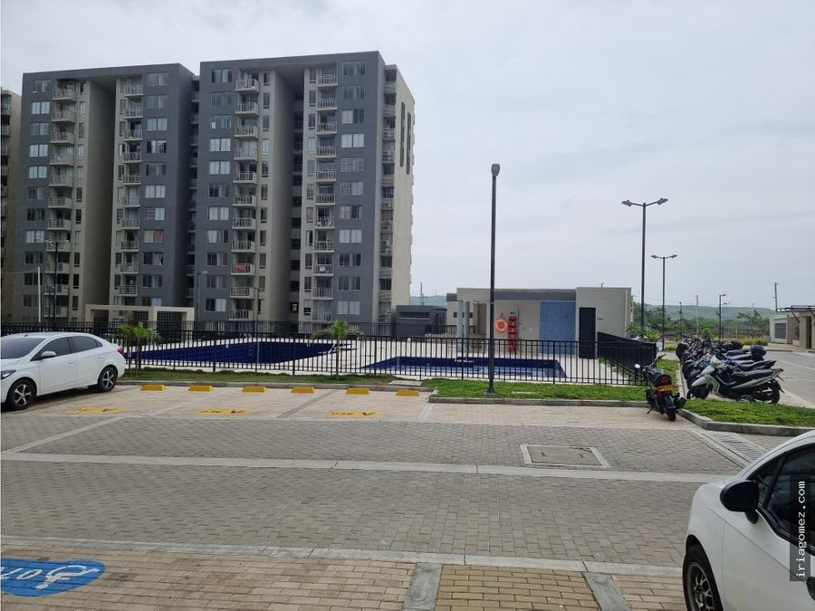 venta de apartamento en alameda del rio azulejo barranquilla