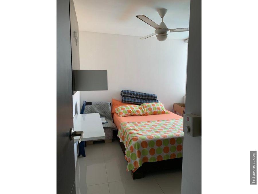 vendo apartamento usado en tajamares en barranquilla