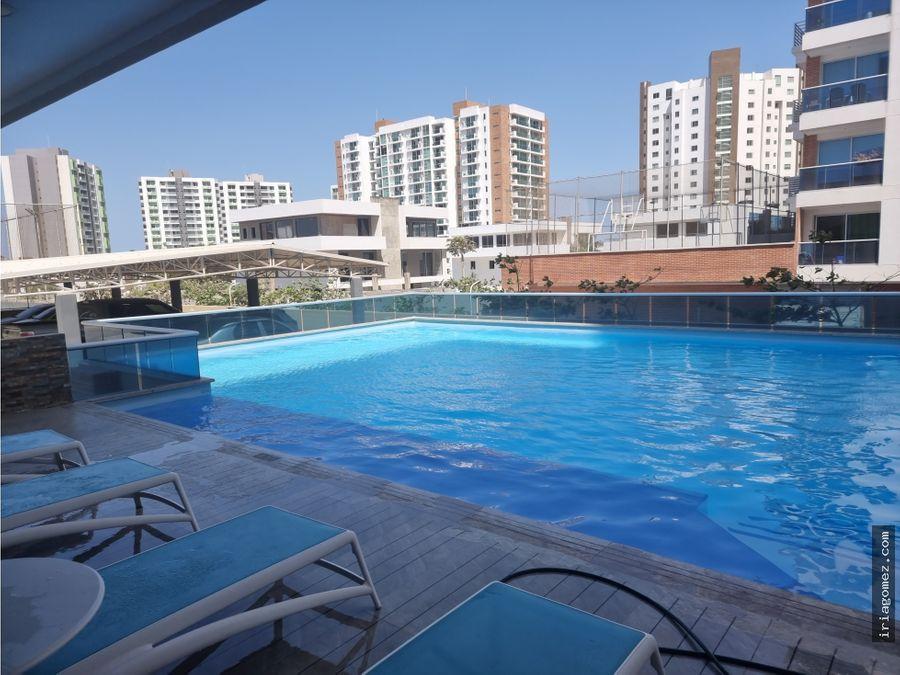 venta de apartamento en club tower ii villa campestre
