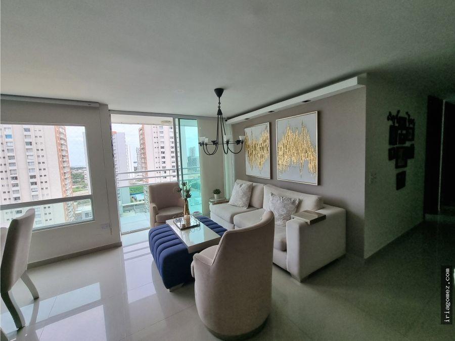 vendo apartamento usado en villa campestre