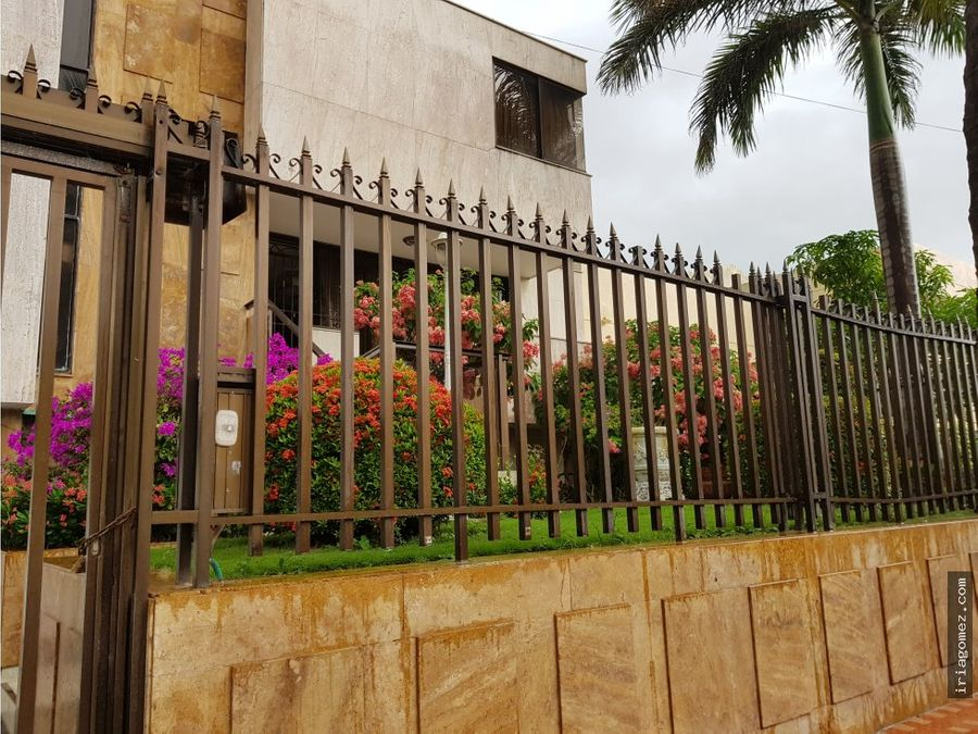 vendo casa usada ciudad jardin