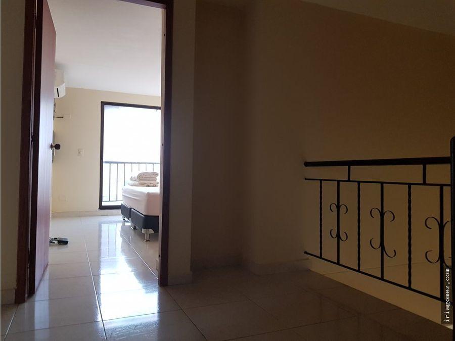 venta de apartamento villa santos 140 metros