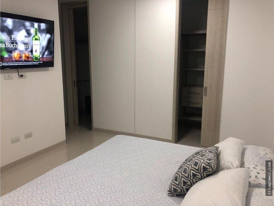 alquilo apartamento amoblado barranquilla