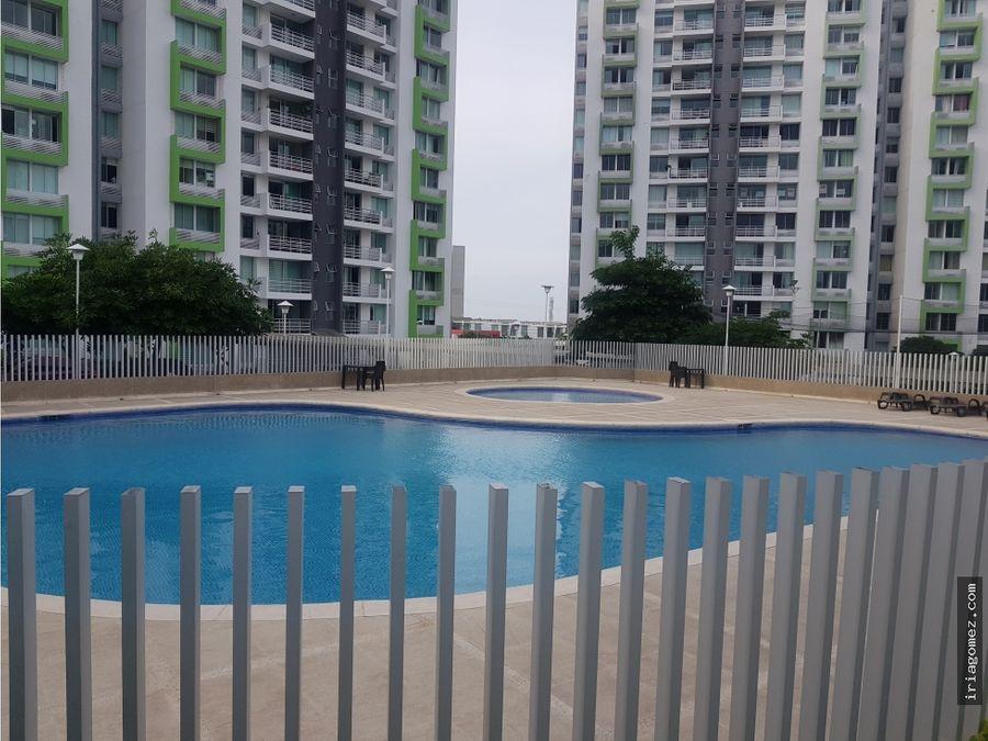 venta de apartamento usado en villa campestre