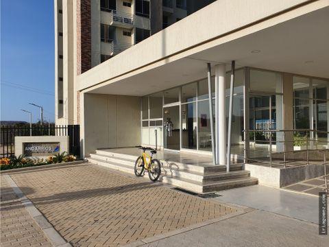alquilo apartamento en andarrios en alameda del rio barranquilla
