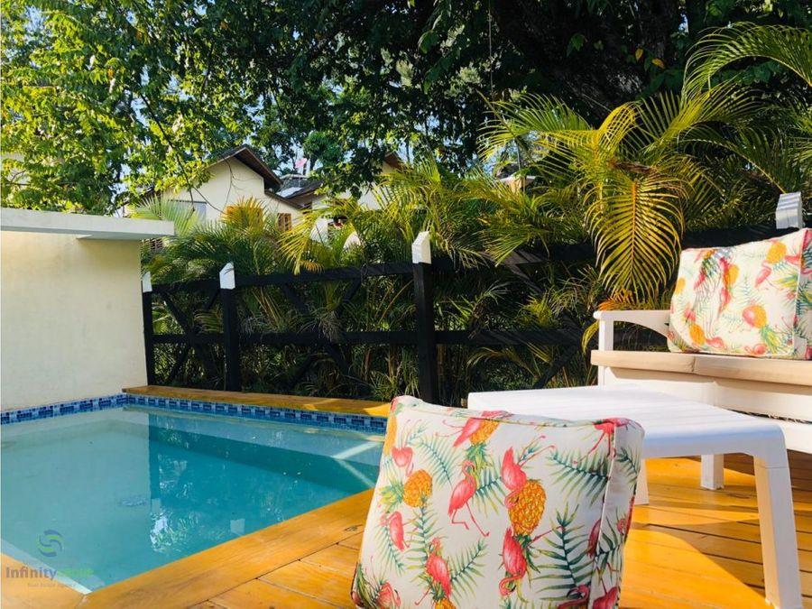 hermosa villa en venta jarabacoa