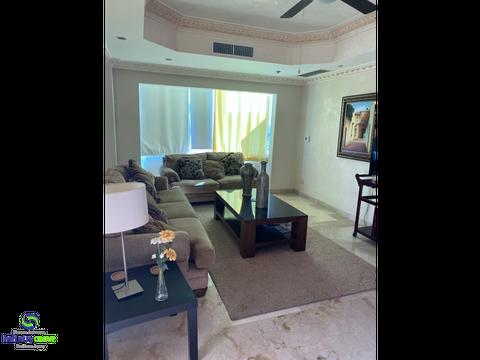 apartamento en alquiler amueblado cacicazgos