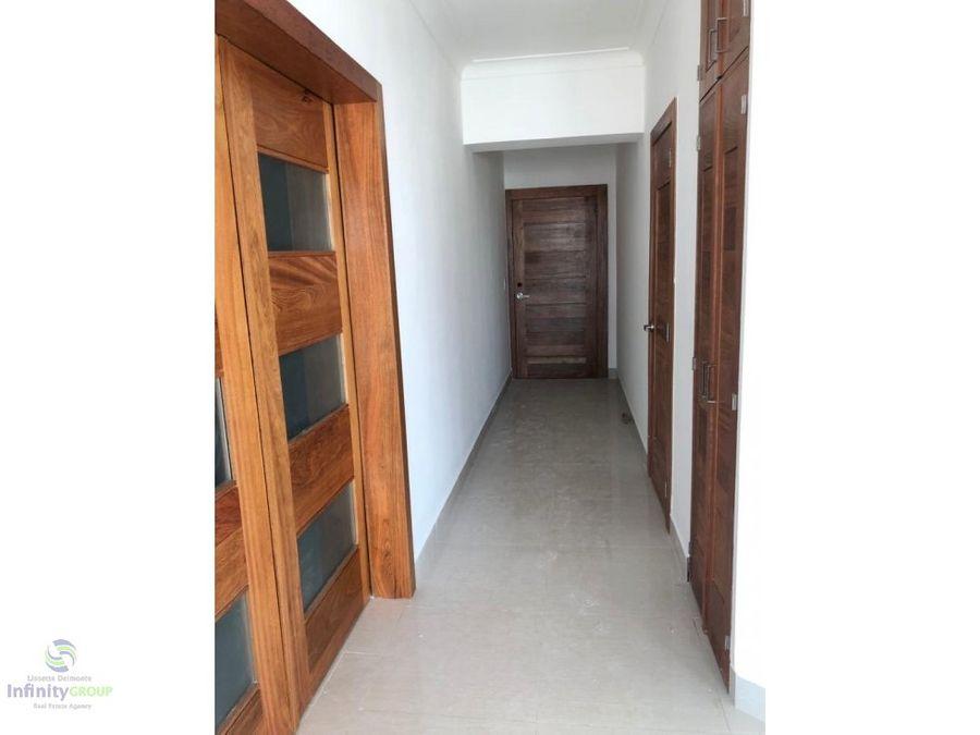 apartamento en el sector la julia