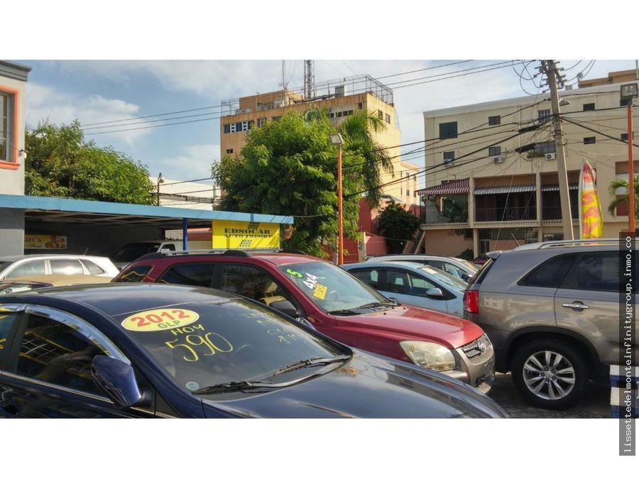 local comercial en venta en gazcue
