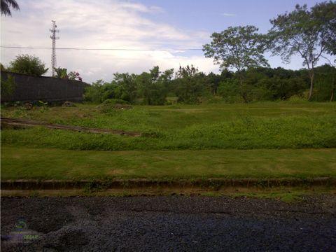 terreno en zona oriental
