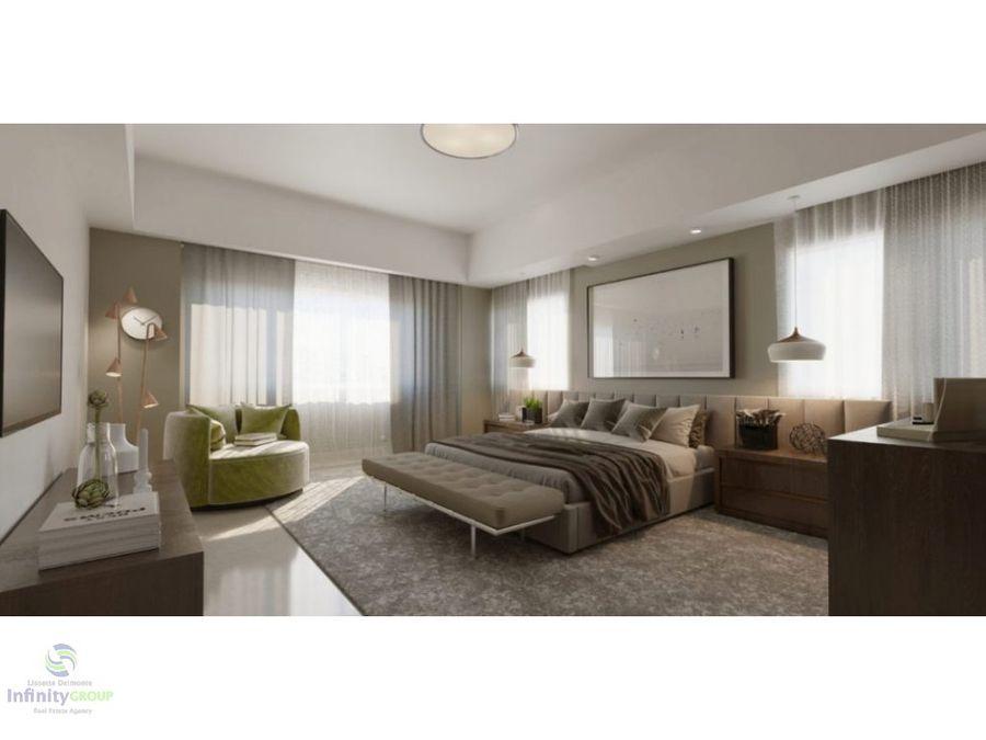 proyecto de apartamentos ubicado en el sector naco