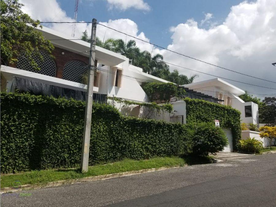 casa en alquiler y venta en el pino arroyo hondo