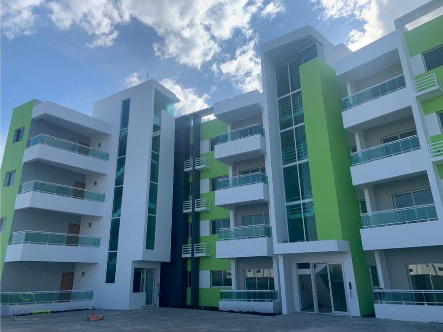 apartamentos en bani