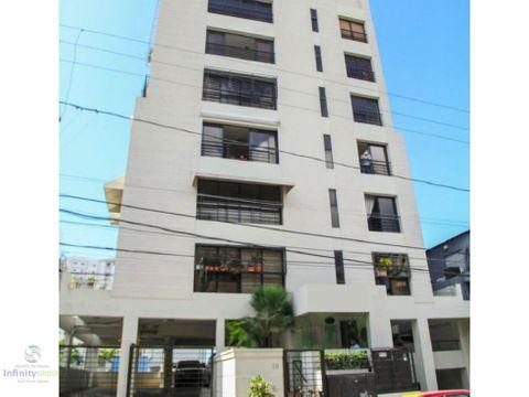 apartamento en alquiler en naco 1hab