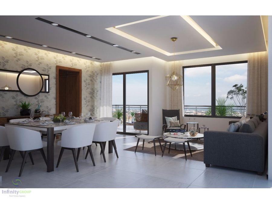 torre de apartamentos en venta eva morales