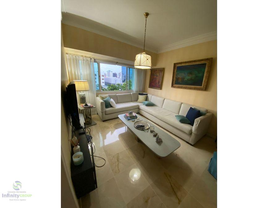 apartamento en venta en naco 6to