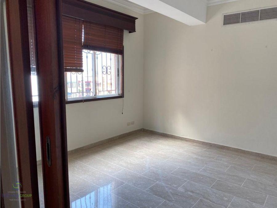 apartamento en naco venta