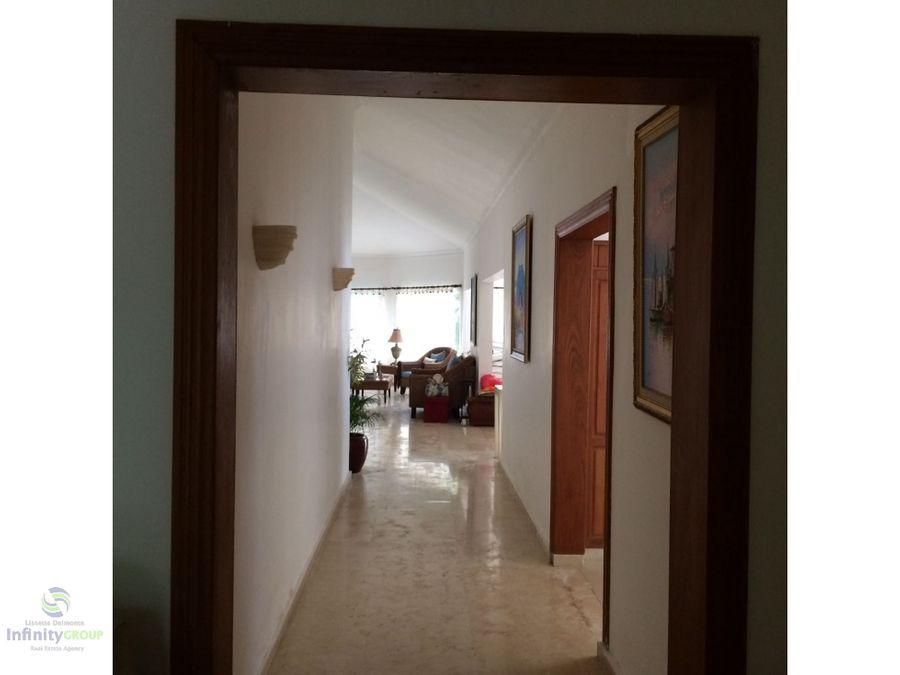 hermoso apartamento en venta ubicado en ens naco