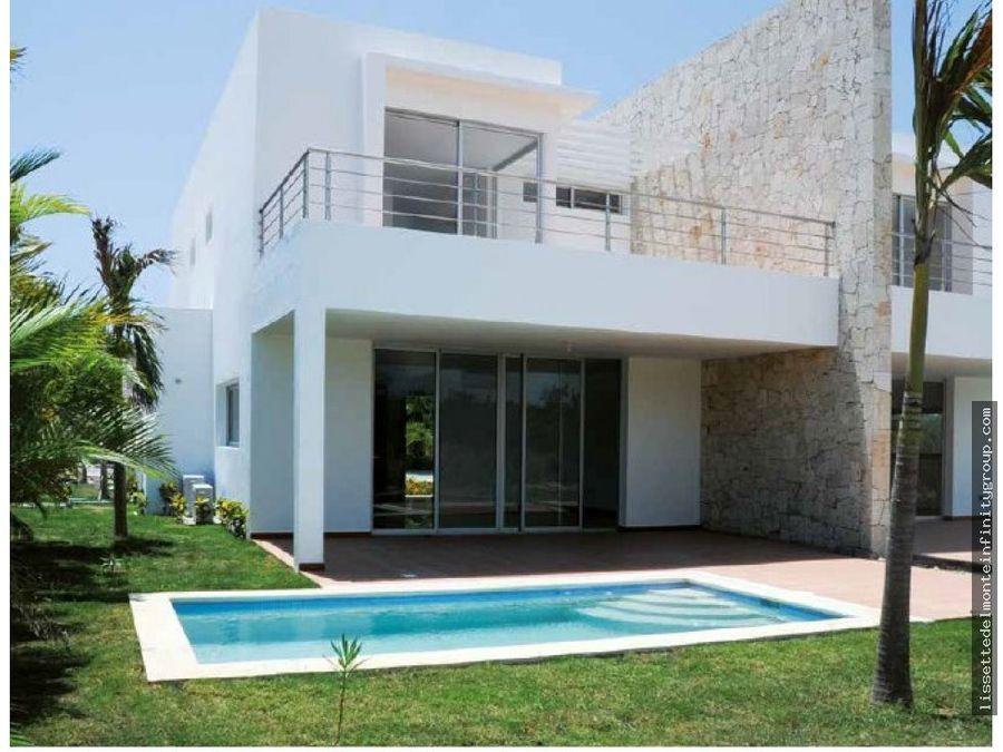 proyecto de villas duplex