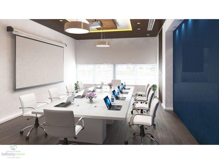 edificio corporativo con oficinas en venta