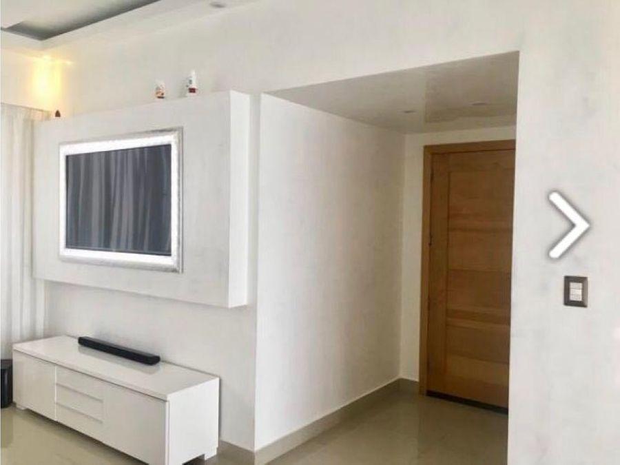 hermoso apartamento en alquiler en bella vista