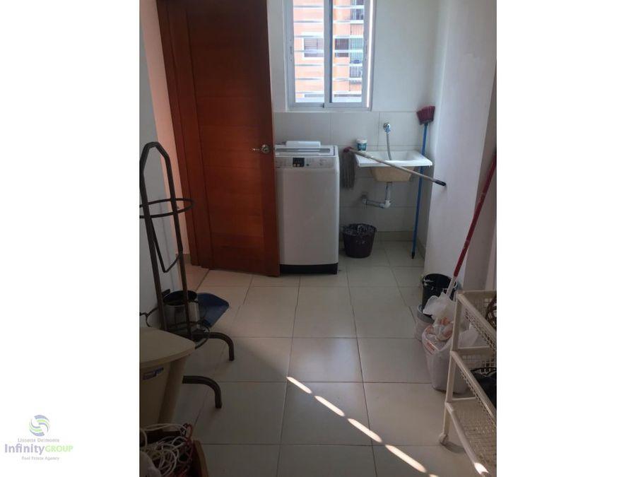 apartamento en alquiler en gazcue