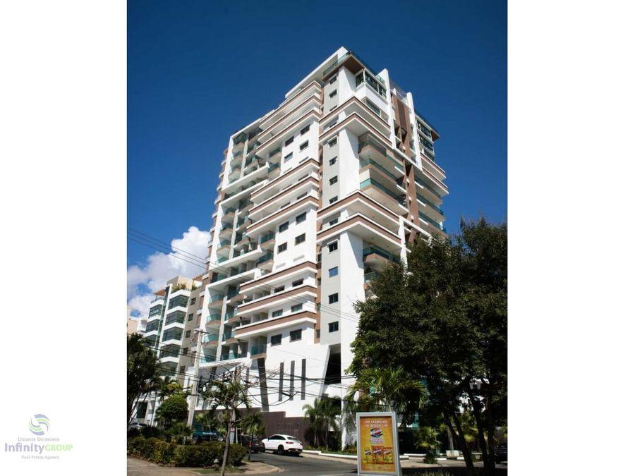 torre de apartamentos en los cacicazgos