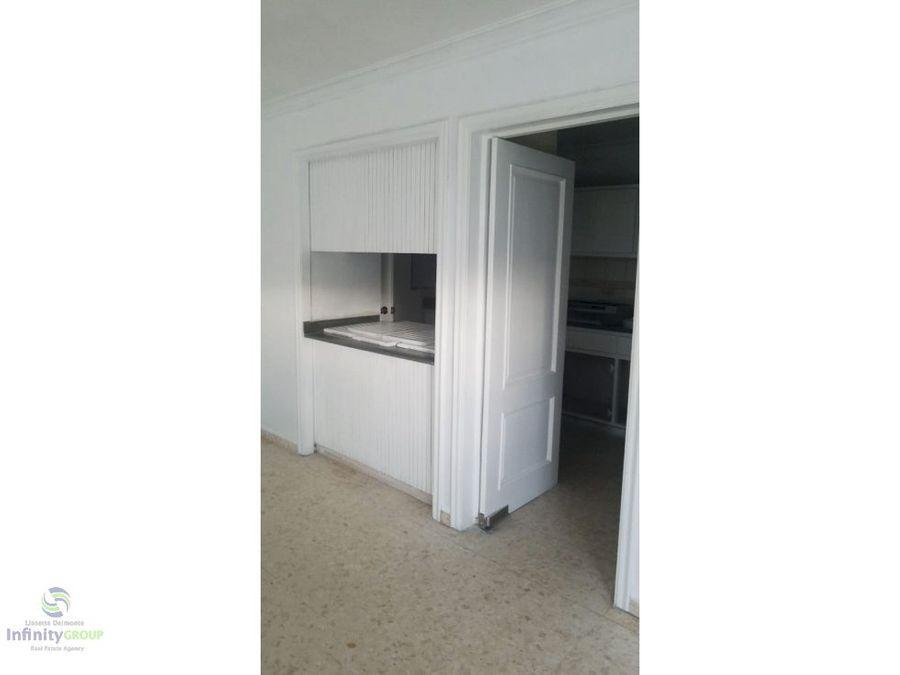 apartamento en naco alquiler