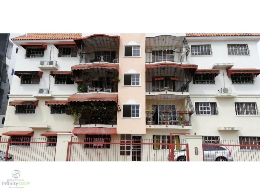 apartamento en villa marina