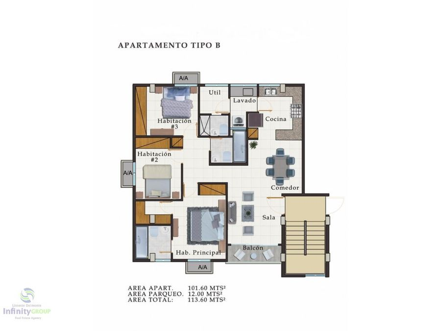 apartamentos en venta ens ozama