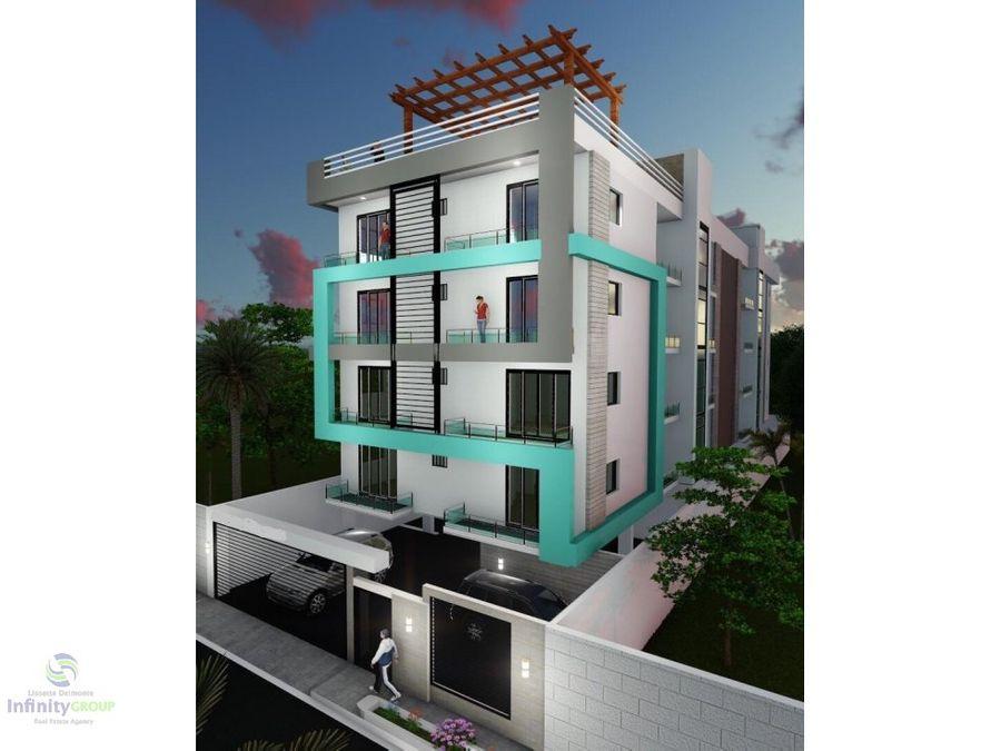 proyecto de apartamentos en zona oriental