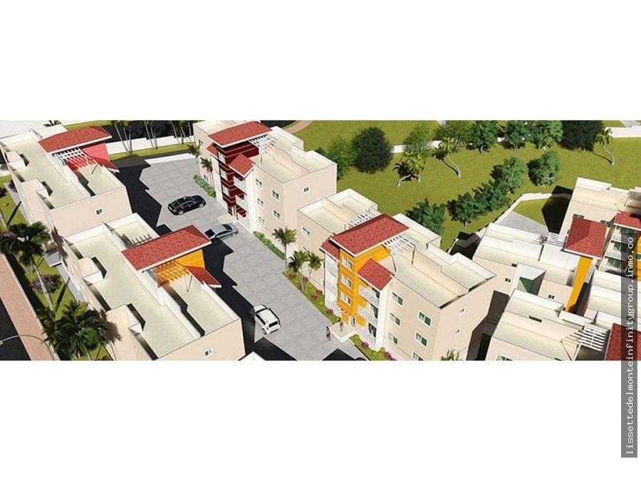 proyecto residencial en samana