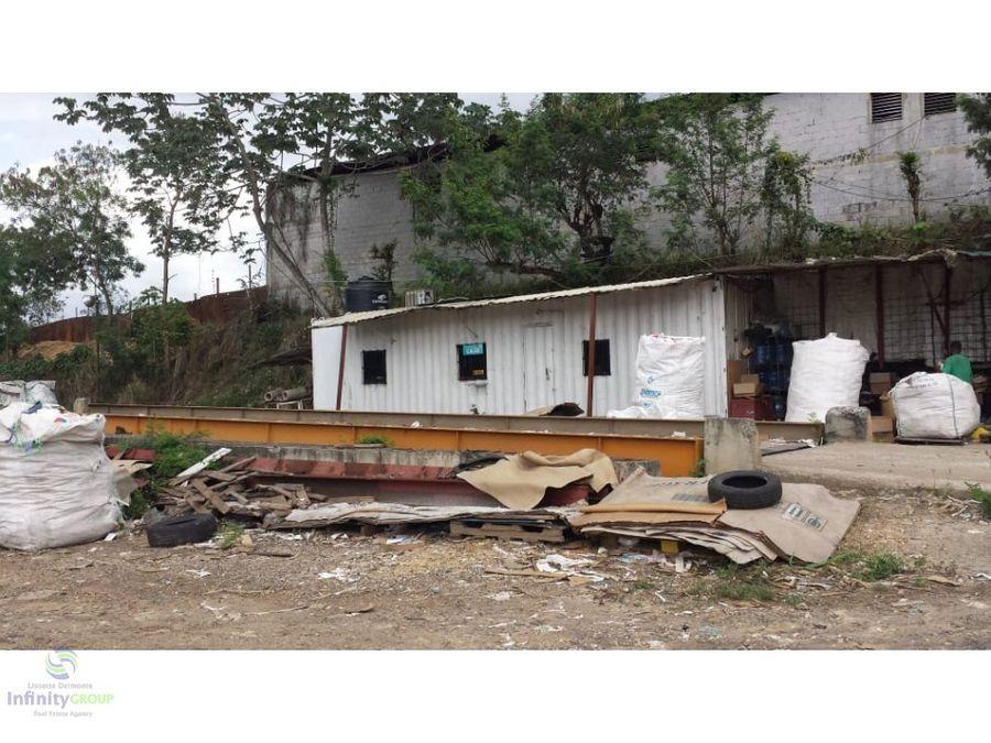 terreno ubicado en el sector los guaricanos
