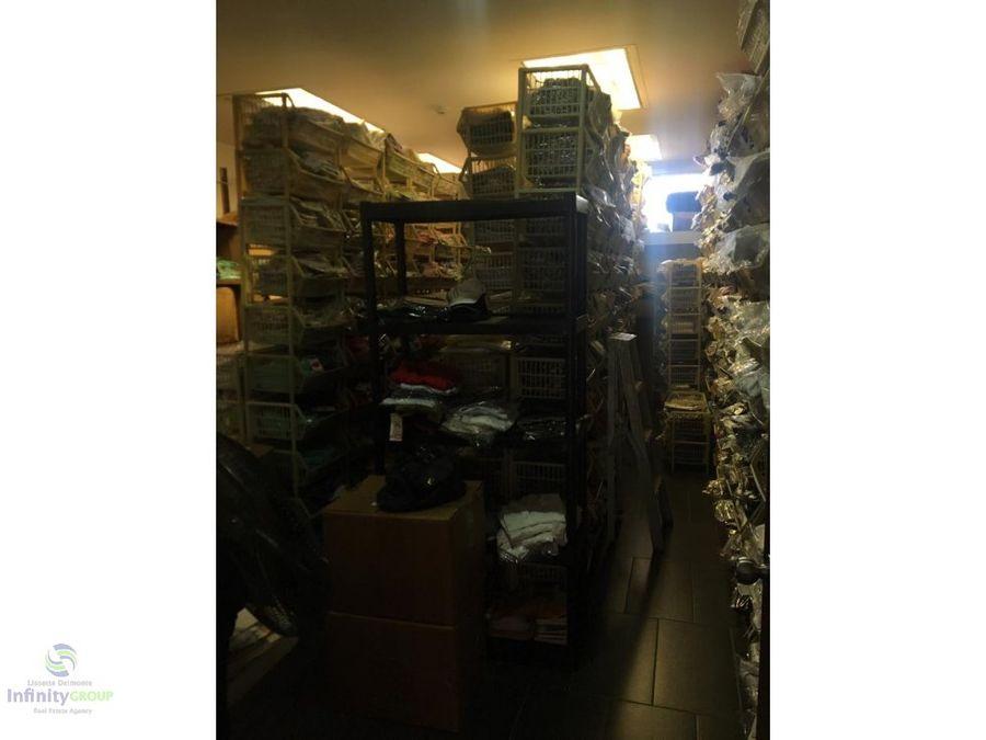 local en alquiler en el sector julieta