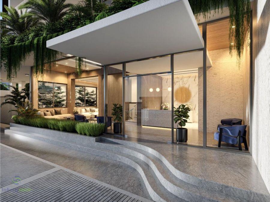 proyecto de apartamentos en el sector naco