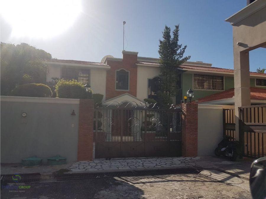 casa en venta en el millon