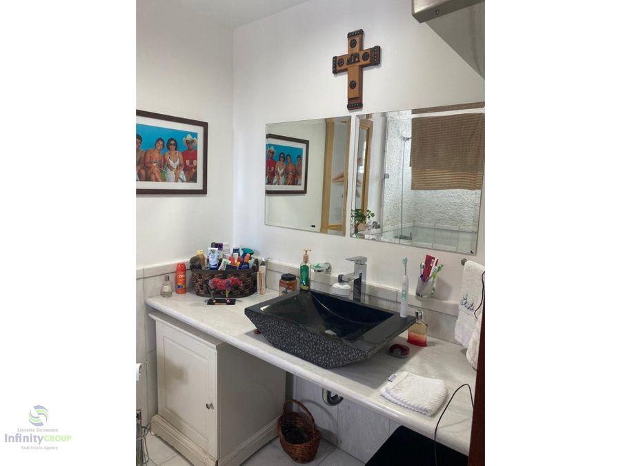 apartamento en evaristo morales