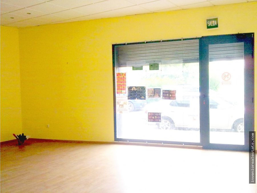 local comercial en alquiler en burriana