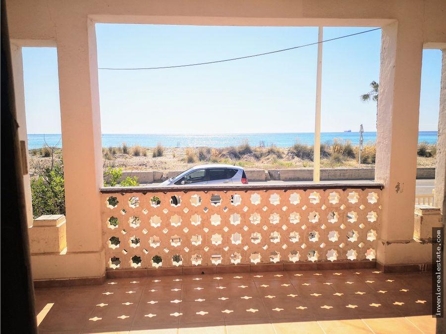 casa en venta en la playa