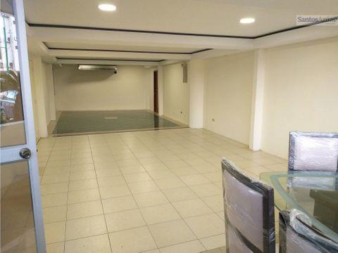 alquiler local oficina en avenida 24 manta