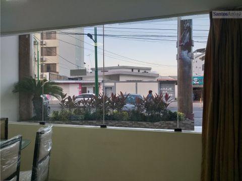 alquiler de local oficina en avenida 24 manta