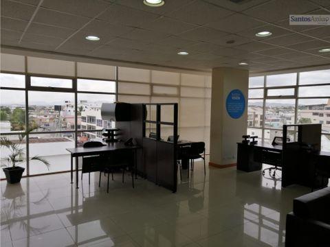 oficina 195m edificio platinum umina manta