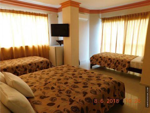 hotel turistico y ejecutivo en manta