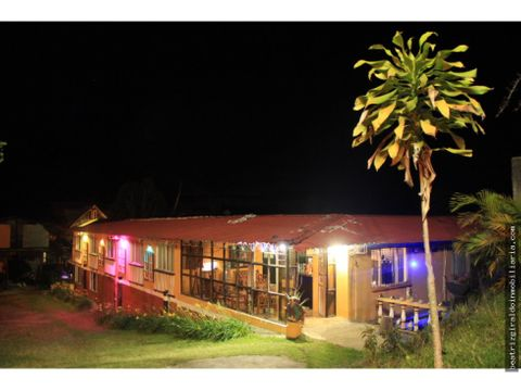 eco hotel para la venta manizales