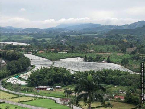 terreno en venta santagueda manizales