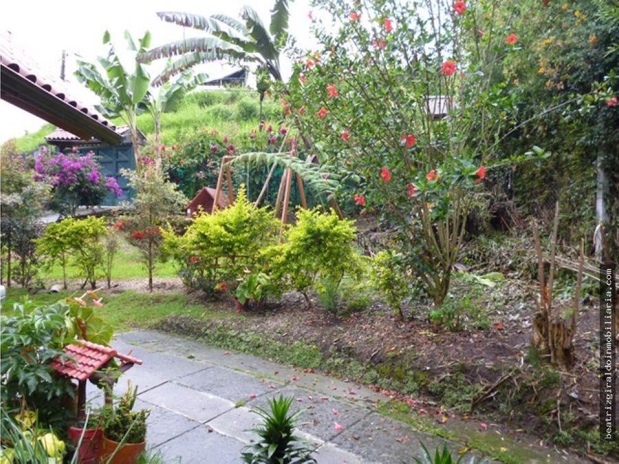 casa en venta la florida villamaria